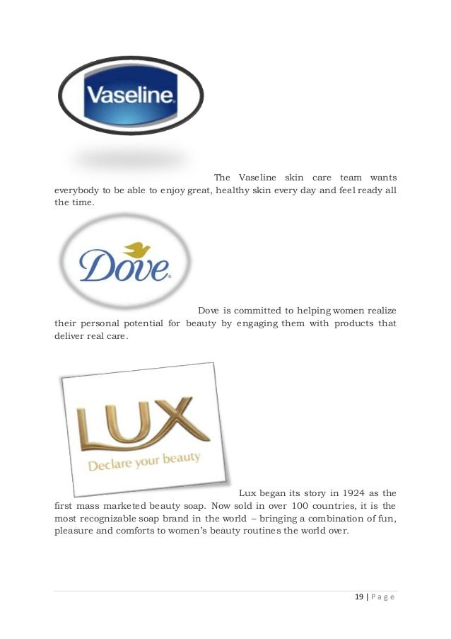 unilever marketing strategy Introduction unilever nv and unilever plc comprise of unilever group and both companies have the same directors in unilever plc, their products c.