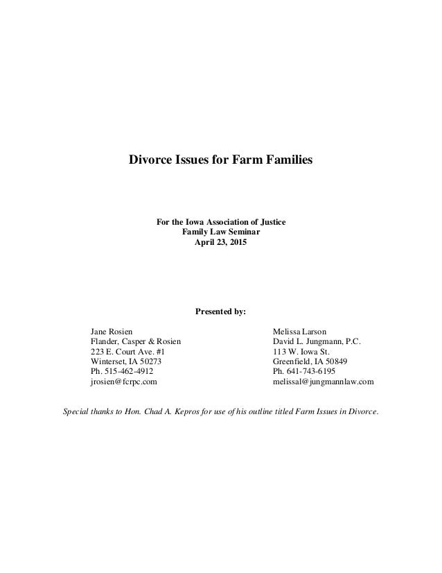 Liquidating assets before divorce custody
