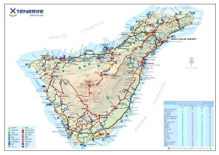 Mapa turistico isla de tenerife - Guia de tenerife pdf ...