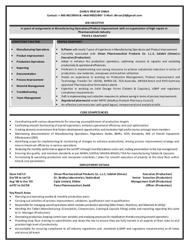 DPS-Resume