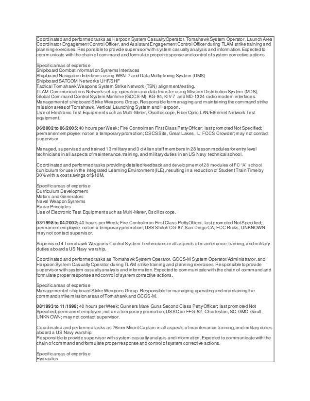 fcc cook federal resume