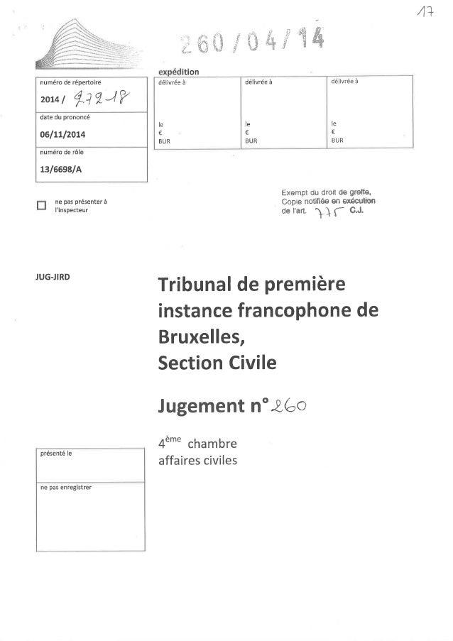 Aide juridique : le tribunal de Bruxelles interroge la Cour constitutionnelle