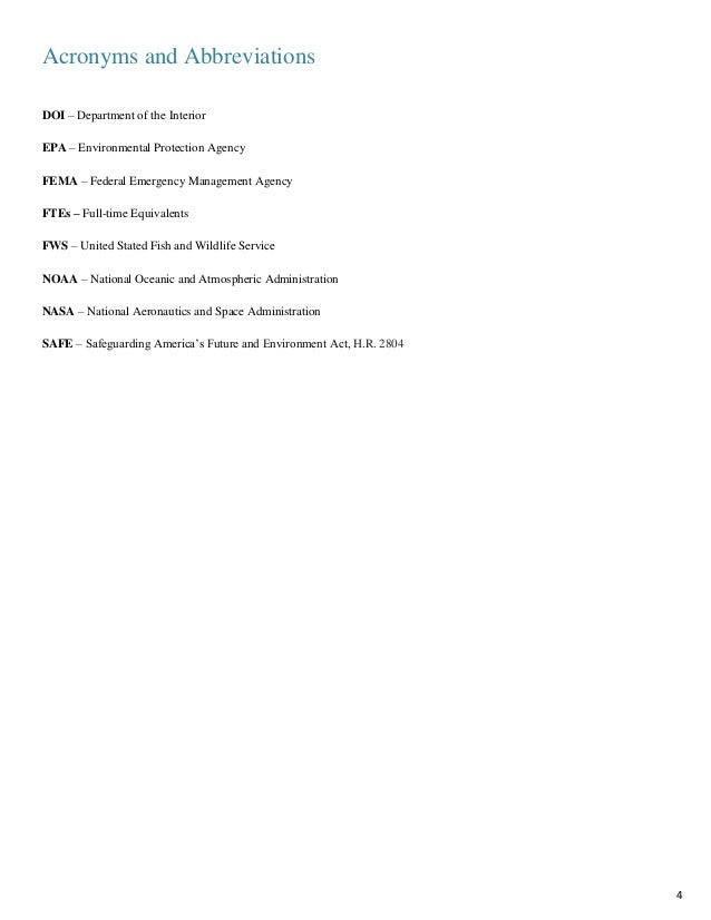 Safe final report12 07final acronyms and abbreviations doi department of the sciox Gallery