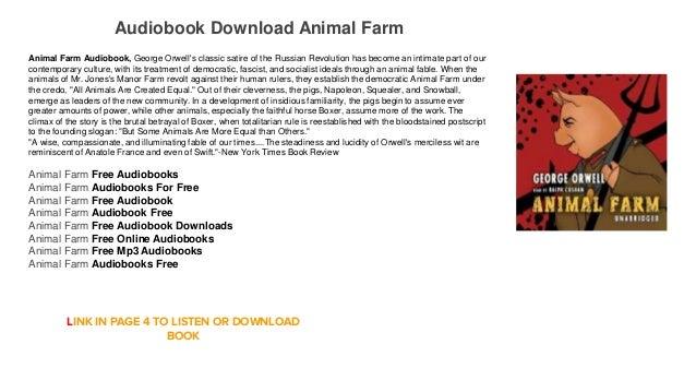 animal farm online text