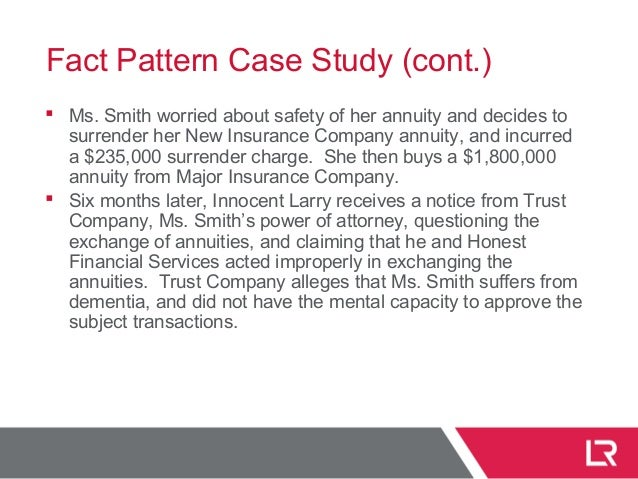  Ms. Smith worried about safety of her annuity and decides to surrender her New Insurance Company annuity, and incurred a...