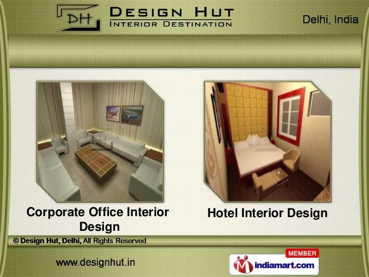 Corporate Office Interior   Hotel Interior Design        Design