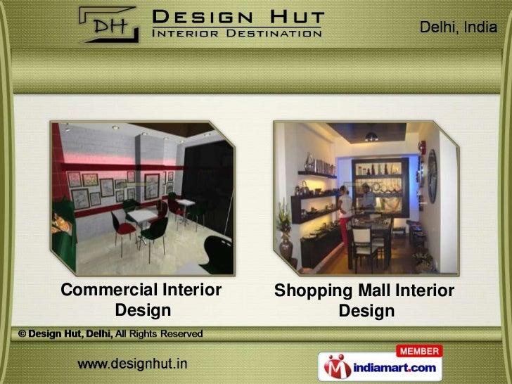 Commercial Interior   Shopping Mall Interior    Design                   Design