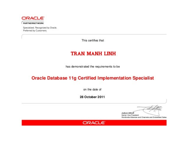 Oracle 11g Notes Pdf