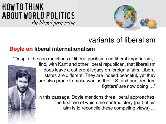 Liberal democracy is a contradiction in