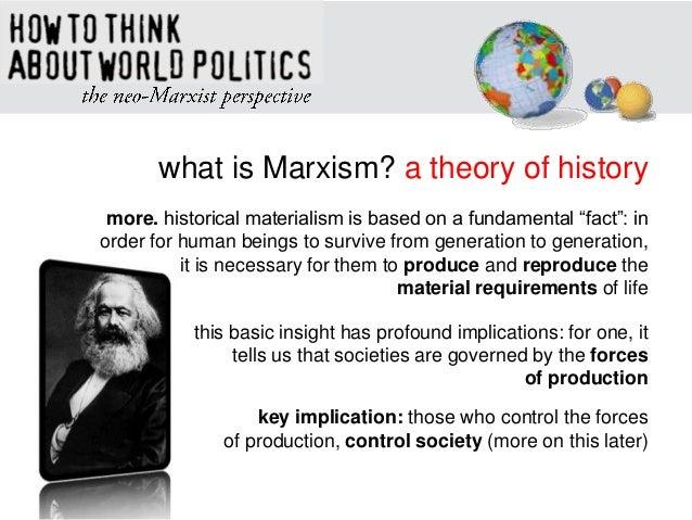 marxist theory of development pdf