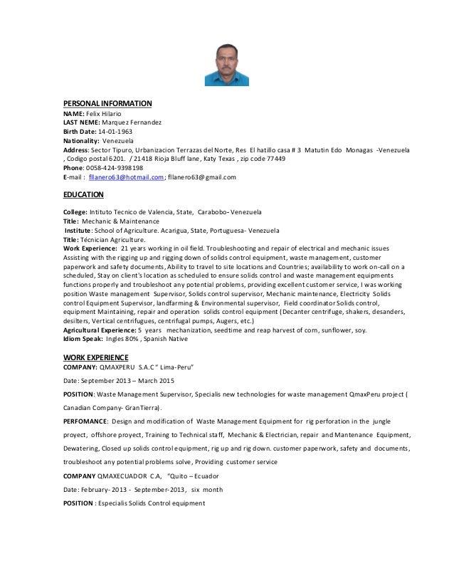 Resumen in english