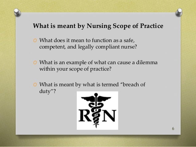 Code Of Ethics Examples For Nurses