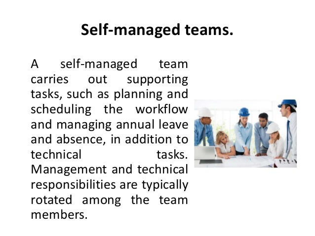Self managed teams structural intervention - Organizational Change…