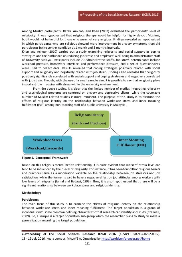 what is the relationship between stress and health in the workplace Stress in the work place: the relationship between work and mental and physical health may also contribute to career adjustment as well as to the productivity and economic viability (1991) psychological stress in the workplace journal of social behavior and personality, 6.
