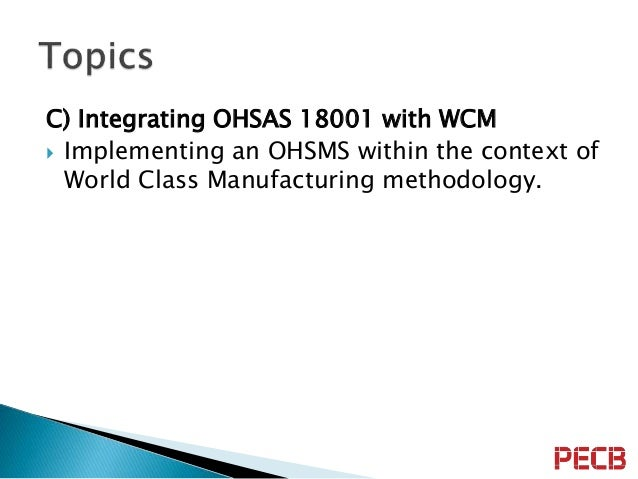 ohsms case study