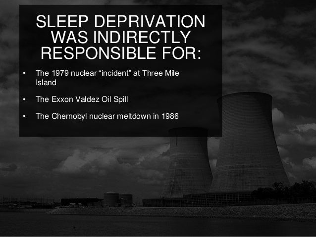 sleep deprivation and its effects This lecture is on sleep deprivation and its incredibly devastating effects upon the brain and mind specifically find out why it is the most effective use f.