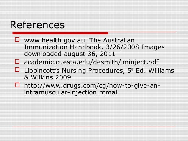australian injectable drugs handbook pdf