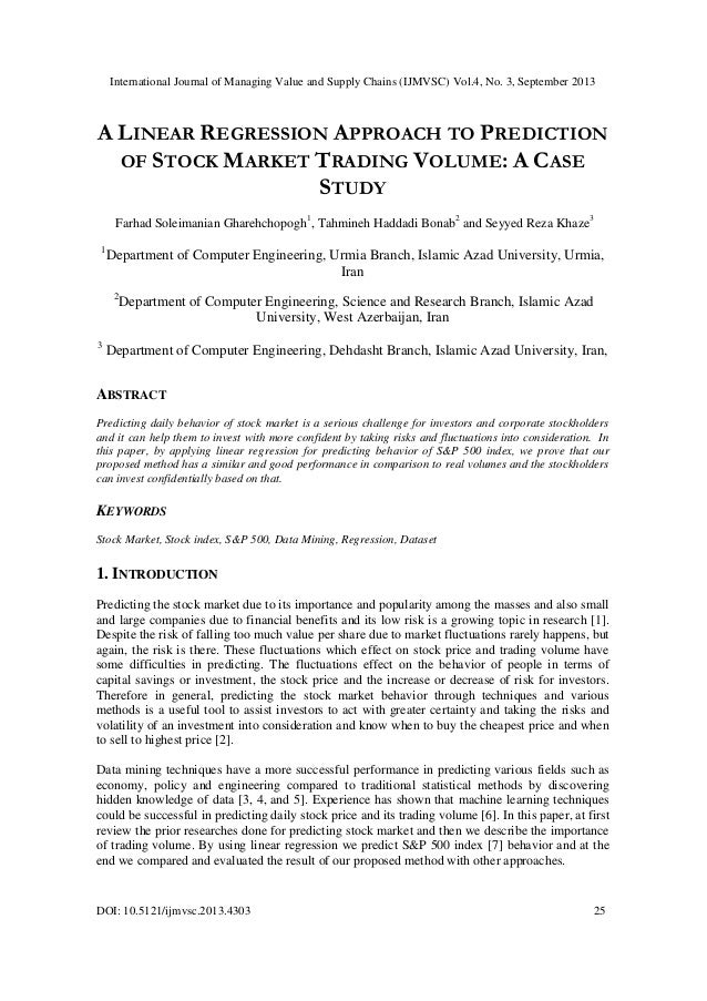 International Journal of Managing Value and Supply Chains (IJMVSC) Vol.4, No. 3, September 2013 DOI: 10.5121/ijmvsc.2013.4...