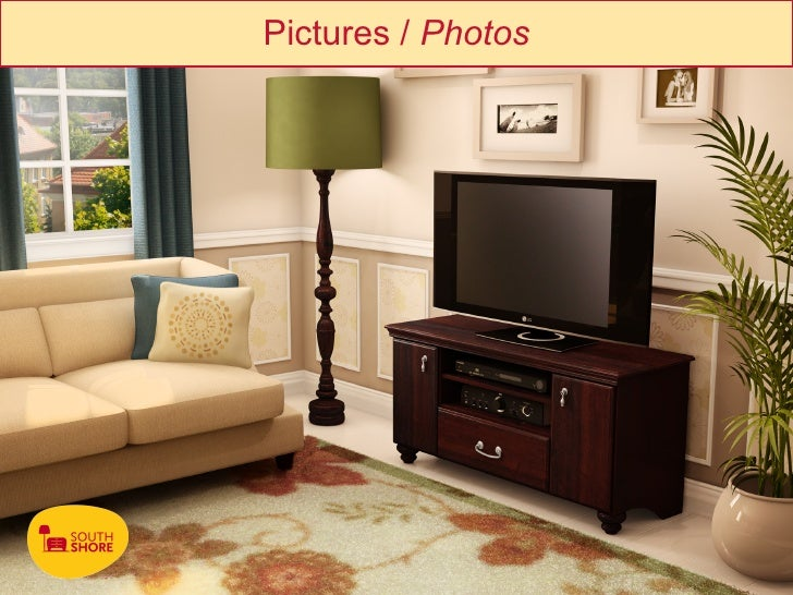 South Shore Furniture Noble Collection  Meubles South
