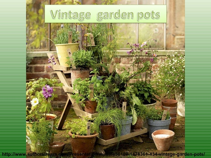 http://www.authorstream.com/Presentation/mireille30100-1478361-434-vintage-garden-pots/