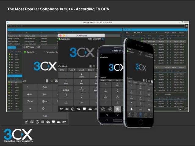 3CX Sales Presentation English