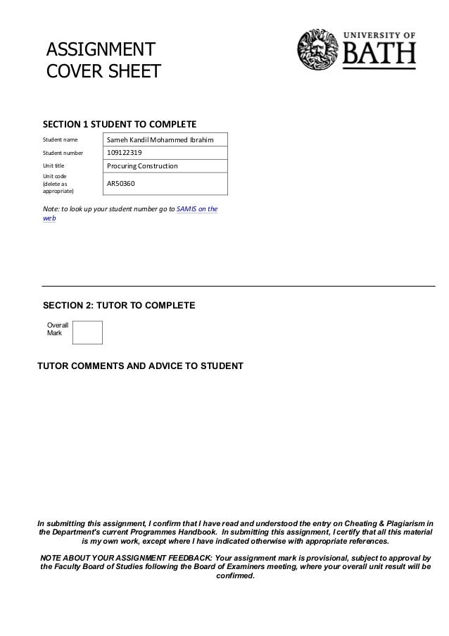 SECTION  1  STUDENT  TO  COMPLETE  Student  name  Sameh  Kandil  Mohammed  Ibrahim  Student  number  109122319  Unit  titl...