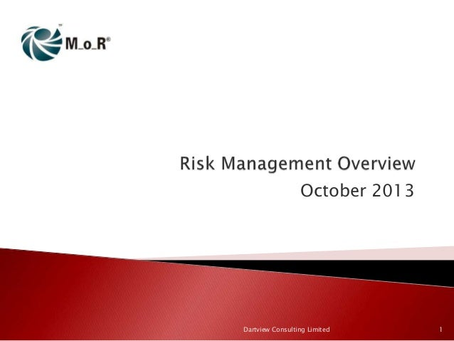 October 2013  Dartview Consulting Limited  1