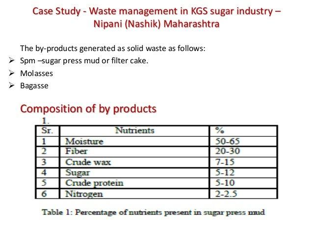 Waste segregation study