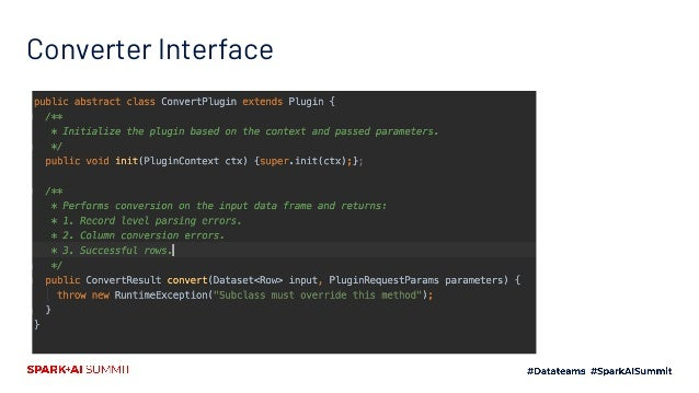 ConvertResult Interface