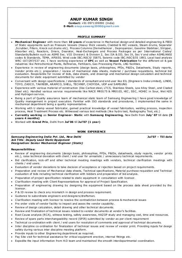 Resume_Anup Kumar Singh