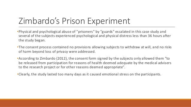 Unethical Psychological Experiments