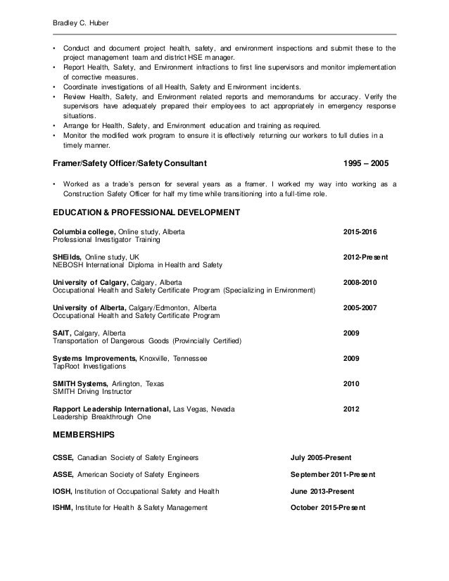 Contemporary Information Management Resume Calgary Image Collection ...