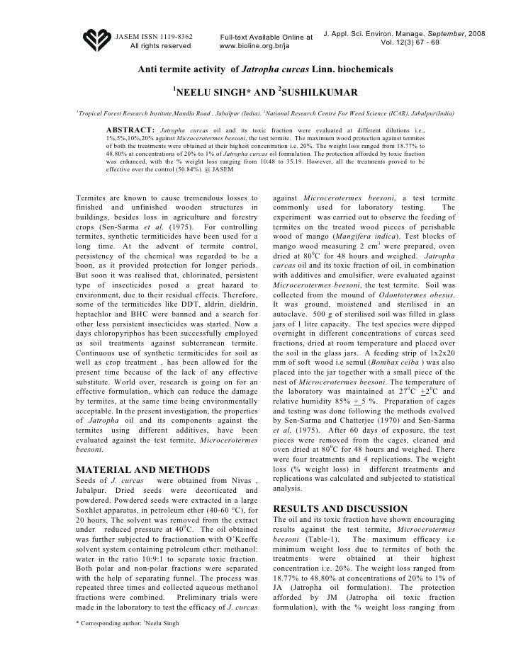 JASEM ISSN 1119-8362                Full-text Available Online at         J. Appl. Sci. Environ. Manage. September, 2008  ...