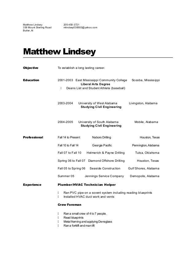 Djhives resume