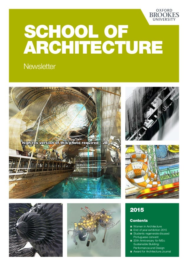 00748 tde newsletter 2015 architecture proof02 spreads