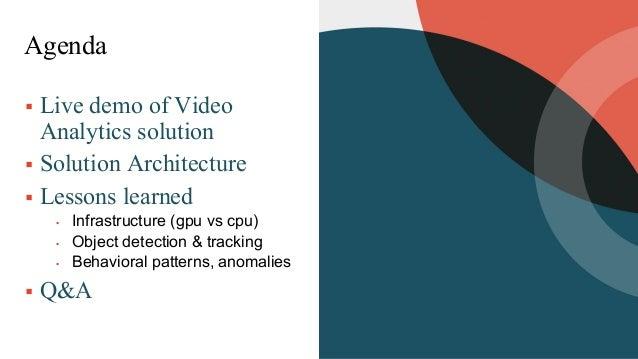 Video Analytics At Scale: DL, CV, ML On Databricks Platform Slide 2