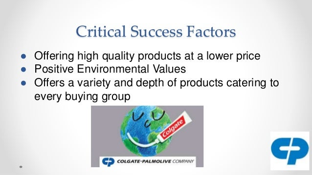 enviromental factors affecting colgate toothpaste A strategic analysis of colgate s toothpaste product line - marketing strategy - alexander berger sales and the external environment of colgate within the scope of the pest analysis will be presented colgate is affected by all external environment factors listed in the following table.
