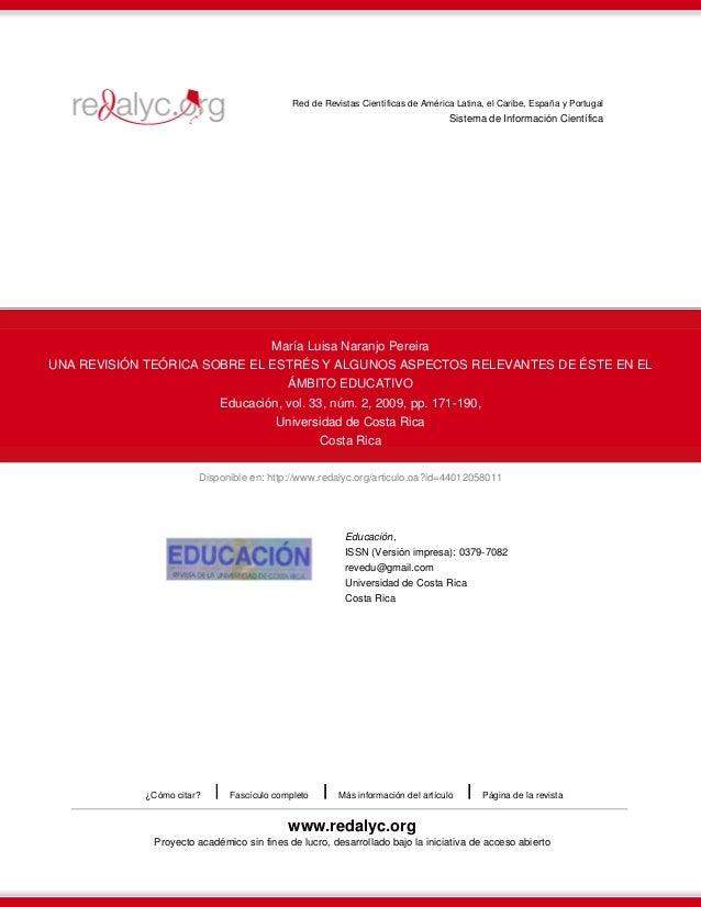 Disponible en: http://www.redalyc.org/articulo.oa?id=44012058011Red de Revistas Científicas de América Latina, el Caribe, ...