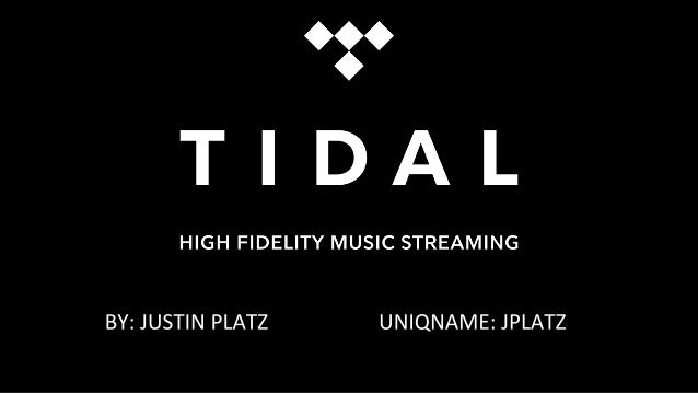 ● Unlike any other service currently on the market, TIDAL offers high fidelity lossless sound quality, high definition mus...