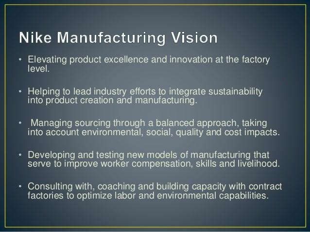 Supply Chain Management-Nike