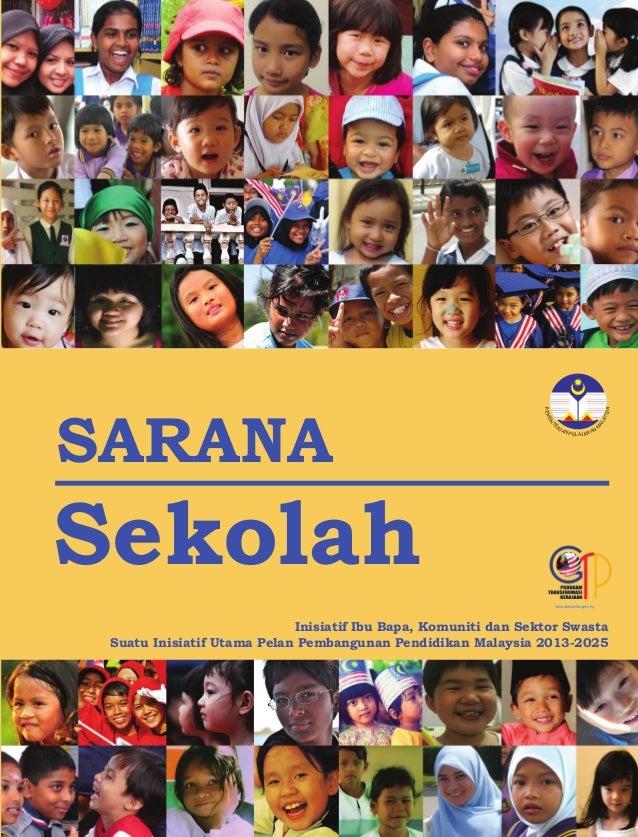 SARANASekolahKEMENTERIAN PELAJARANMALAYSIAInisiatif Ibu Bapa, Komuniti dan Sektor SwastaSuatu Inisiatif Utama Pelan Pemban...