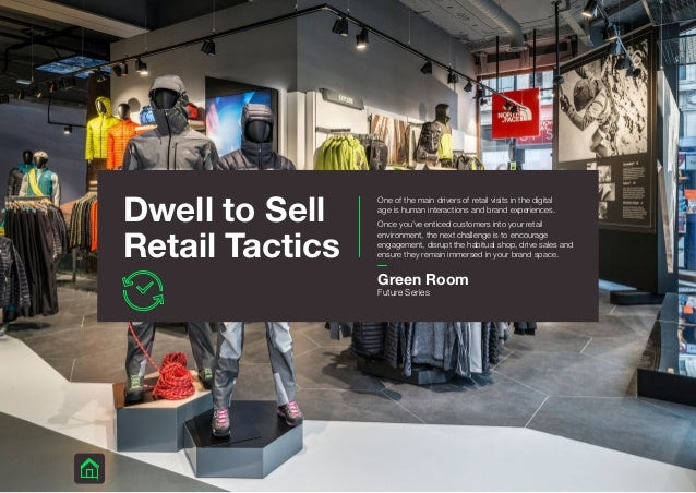 Dwell To Sell Retail Tactics