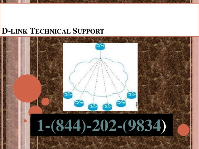 D-LINK TECHNICAL SUPPORT 1-(844)-202-(9834)
