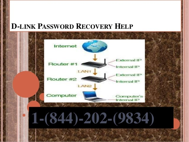 D-LINK PASSWORD RECOVERY HELP 1-(844)-202-(9834)