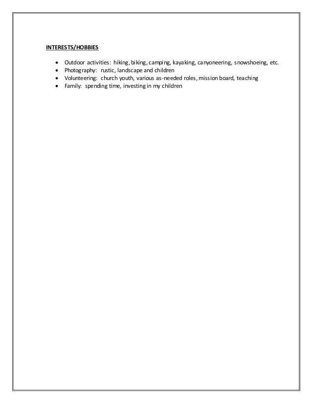 JULIE's Resume' Oct 2015