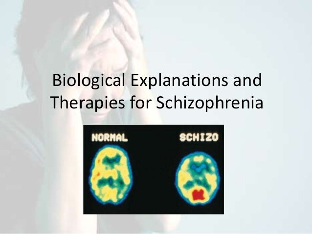 schizophrenia the biological and psychological effect To what extent are the effects of biological and psychological aging the inevitable results of chronological aging gerontologists are still trying to understand what causes these effects, and their explanations center on such things as a declining immune system, the slowing of cellular replication.