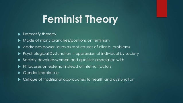 Feminism Ruined Womens' Lives? Not Really