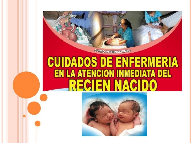 NORMATECNICA PARALA ATENCION DEL RECIEN   NACIDO  LIC. CECILIA GRADOS GUERRERO  ENFERMERA ESPECIALISTA EN EL AREA  MATERNO...
