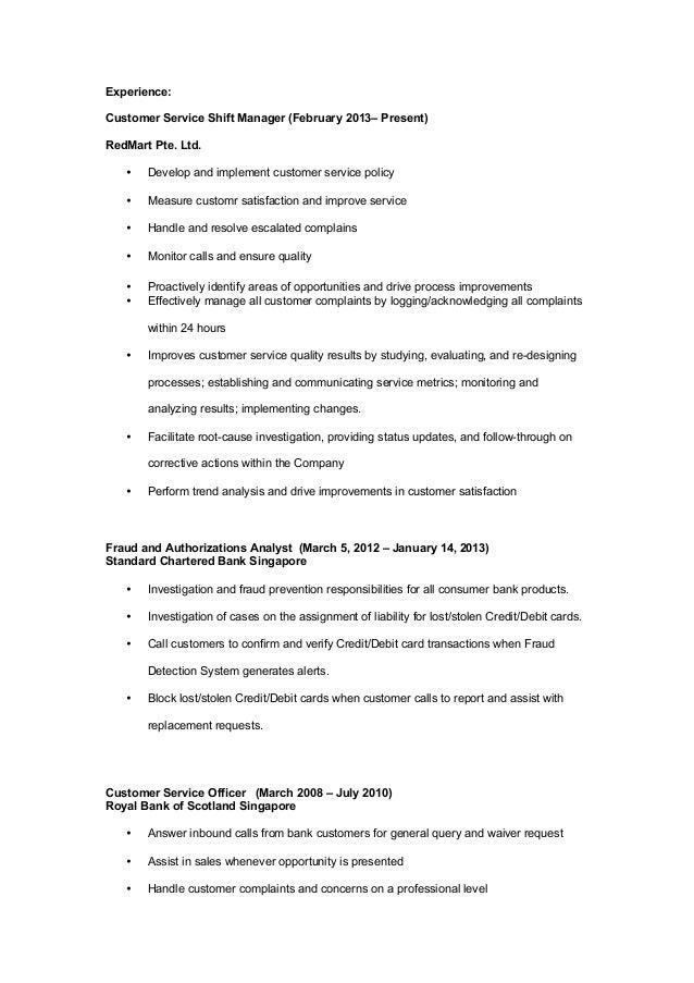 Fraud detection investigator resume template premium resume