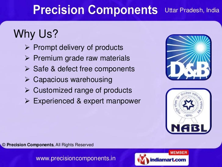 Uttar Pradesh, India     Why Us?             Prompt delivery of products             Premium grade raw materials        ...